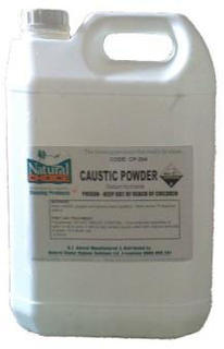 Caustic Powder - 5kg - Natural Choice