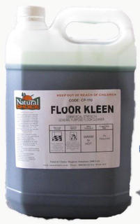 Wooden Floor Cleaner - 5ltr - Natural Choice