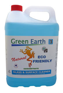 Glass & Surface Cleaner - 20ltr - Green Earth