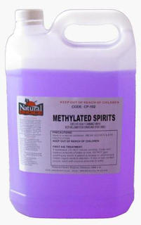 Methylated Spirits - 5ltrs - Natural Choice
