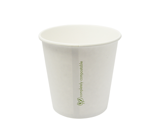 Soup/IceCream Container PLA 24oz/770ml - Vegware