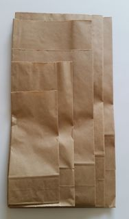 Block Bottom Paper Bags SOS No1 - Fortune