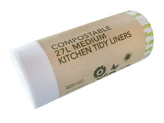 27L Kitchen Tidy Liner Compostable - EcoPack