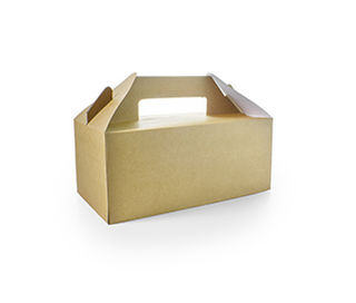 Carry pack small 12.5x23x10cm high - Vegware