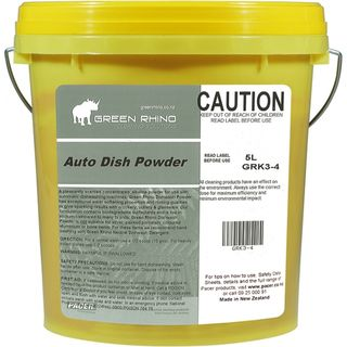 Auto Dishwashing Powder 4kg - Green Rhino