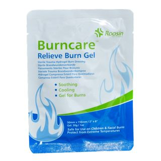 Burn Gel Dressing 15x5cm