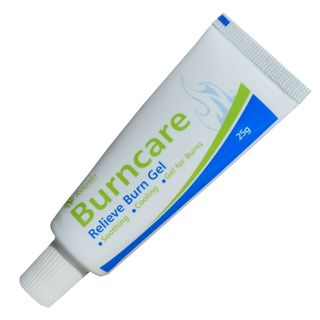 Burn Gel Tube 25g