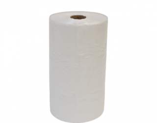 Large Plastic Produce Bags - Flat Seal, Perforated Roll - Castaway