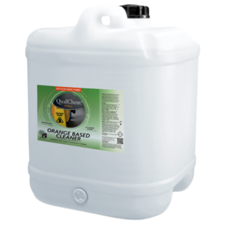 Orange Based Cleaner 20L - Qualchem