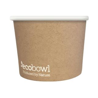 24oz Ecobowl - Soup/Icecream - Ecoware - OUT OF STOCK