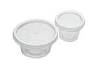 Round Lid for 1oz Container - Uni-Chef