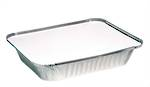 Foil Gastronorm Rectangle Shallow with Lid - Uni-Chef
