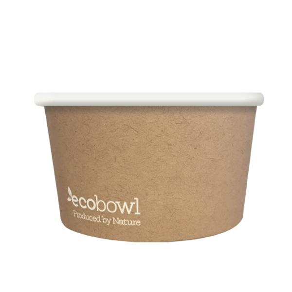 12oz Bowl Soup/Icecream - Ecoware