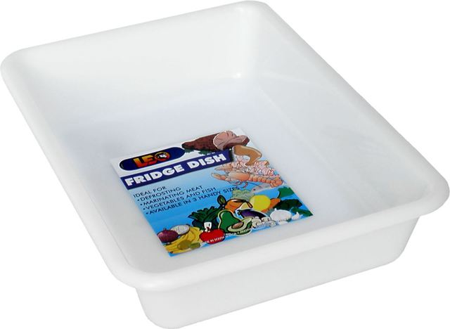 Fridge Dish Plastic 7Ltr