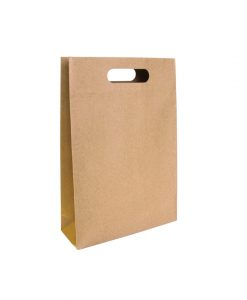 Punched Handle Paper Bags Small - EcoBags
