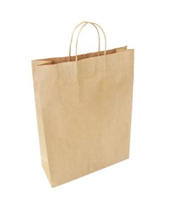 Twisted Handle Paper Bags Large - EcoBags