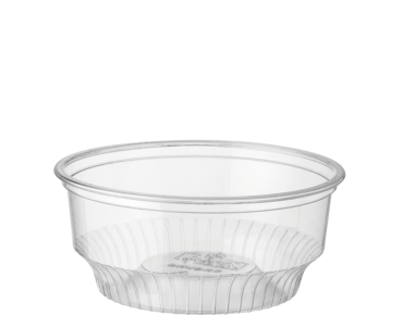 Small Sundae Cups 5 oz, Clear - Castaway