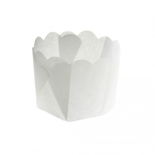 Paper Daisy Cup - White 25G - Confoil