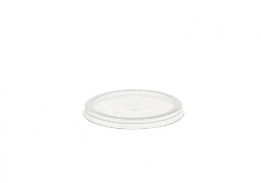 Round Polypropylene Lid to suit 50ml Container - Emperor